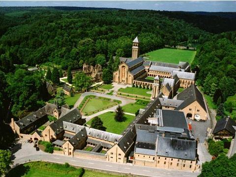 Abbaye d'Orval - Lorraine - Meuse