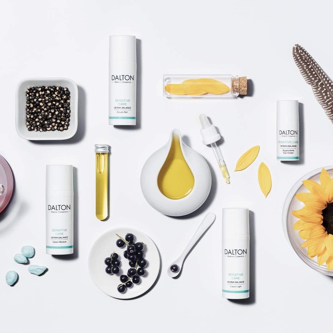 Sensitive Care Derma Balance, für sensible, hypersensible und allergische Haut