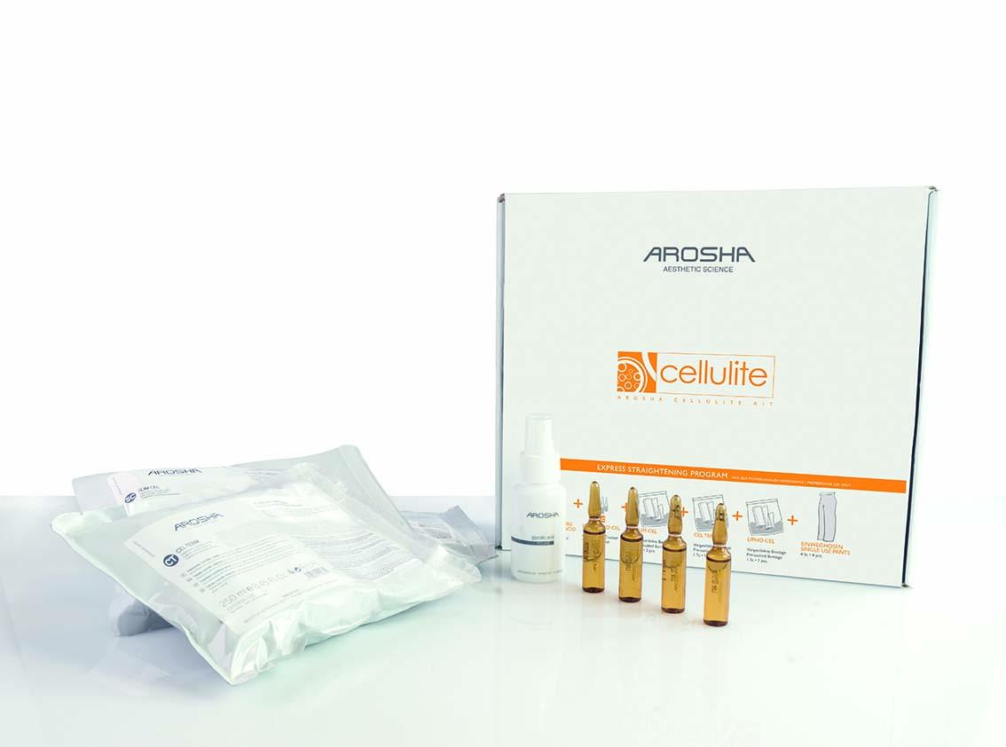 AROSHA Körperbehandlung Kit