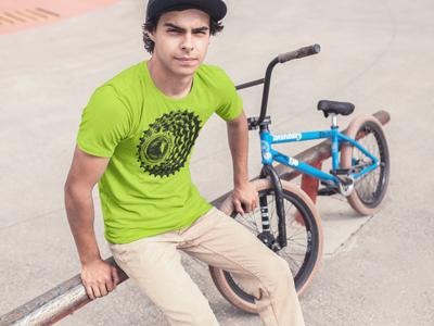 MeerFrucht - Ritzel Fahrrad