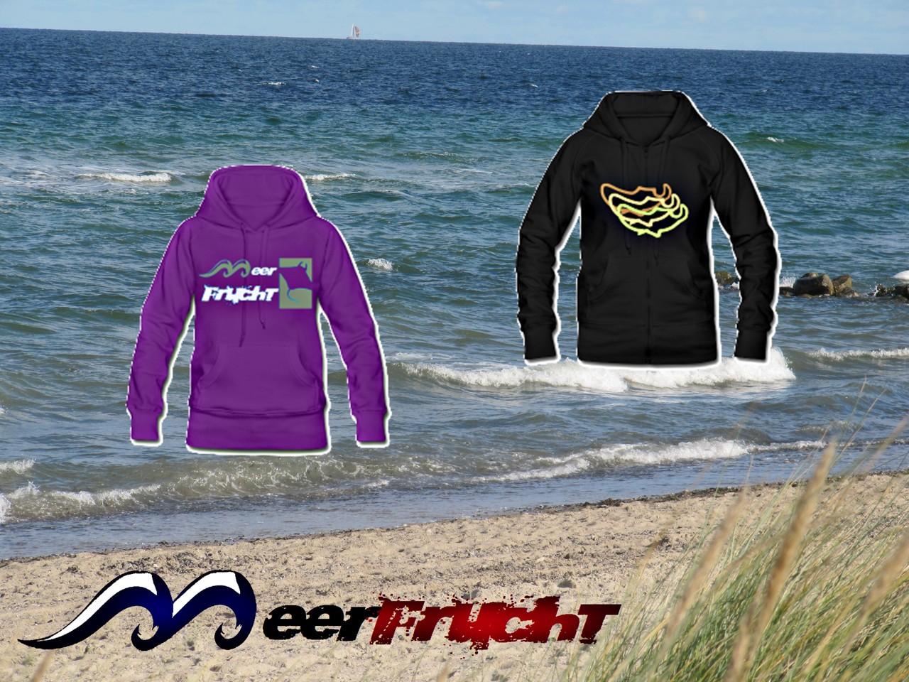 MeerFrucht: Neue Kollektion im Jahr 2014: Damen-Hoodie und Jacke