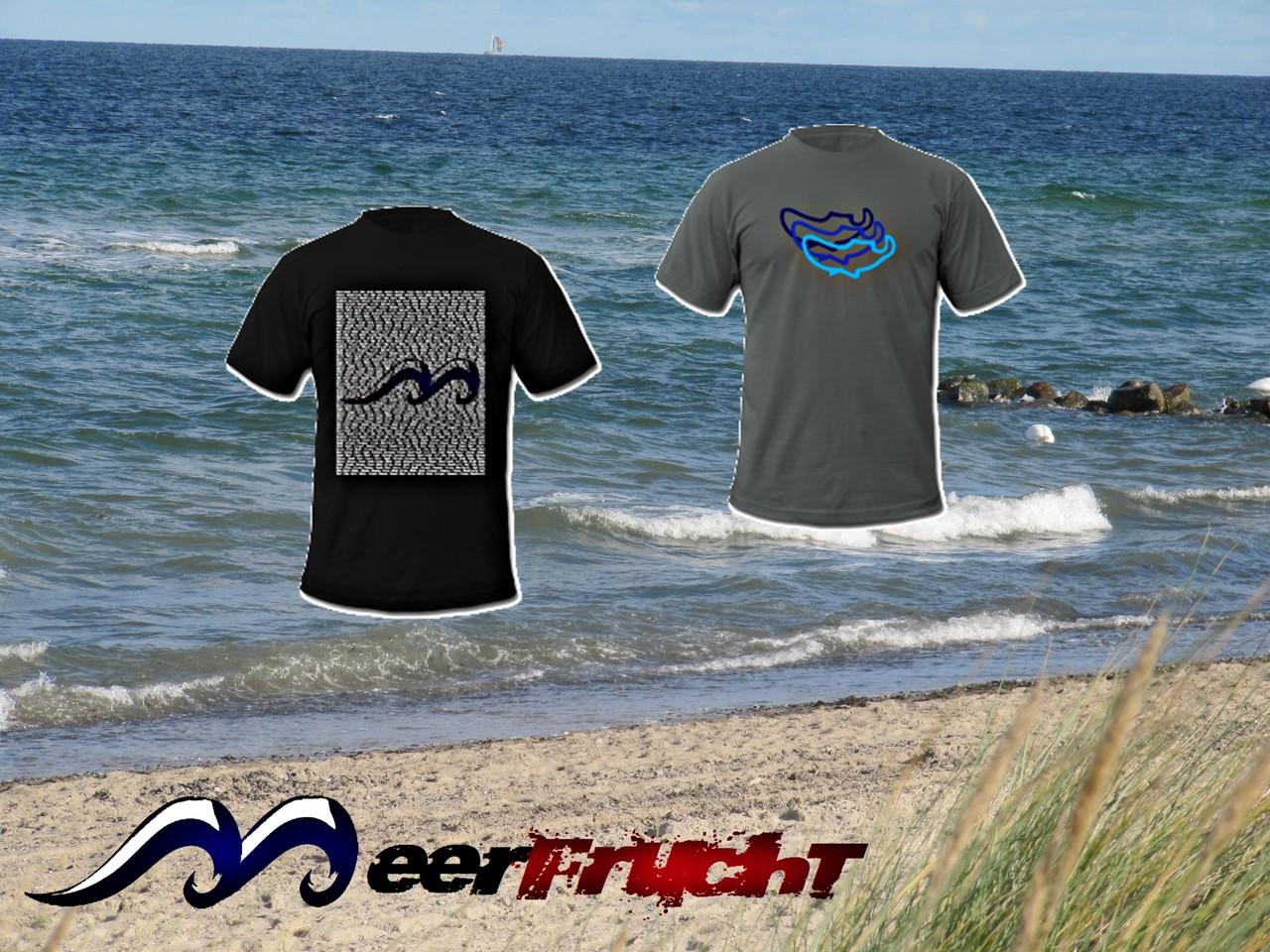 MeerFrucht: Neue Kollektion im Jahr 2014: Herren-T-Shirts
