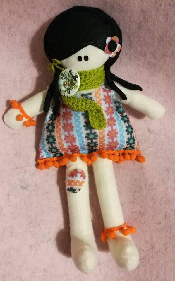 Bambola Kim