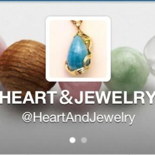 HEART&JEWELRY公式Twitter