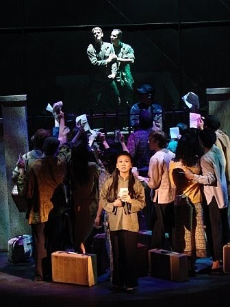 Miss Saigon- Fall of Saigon
