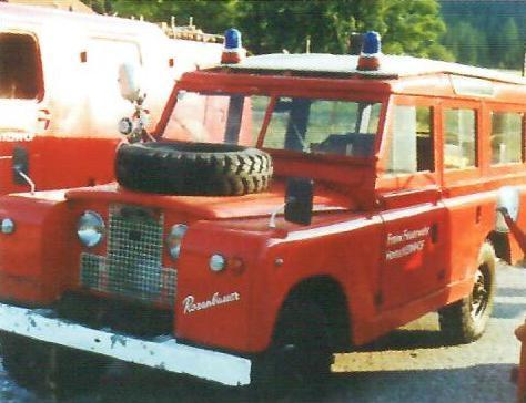 """""""Benzinfresser Rover"""""""