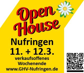 Open House, Tag der offen Tür in Nufringen