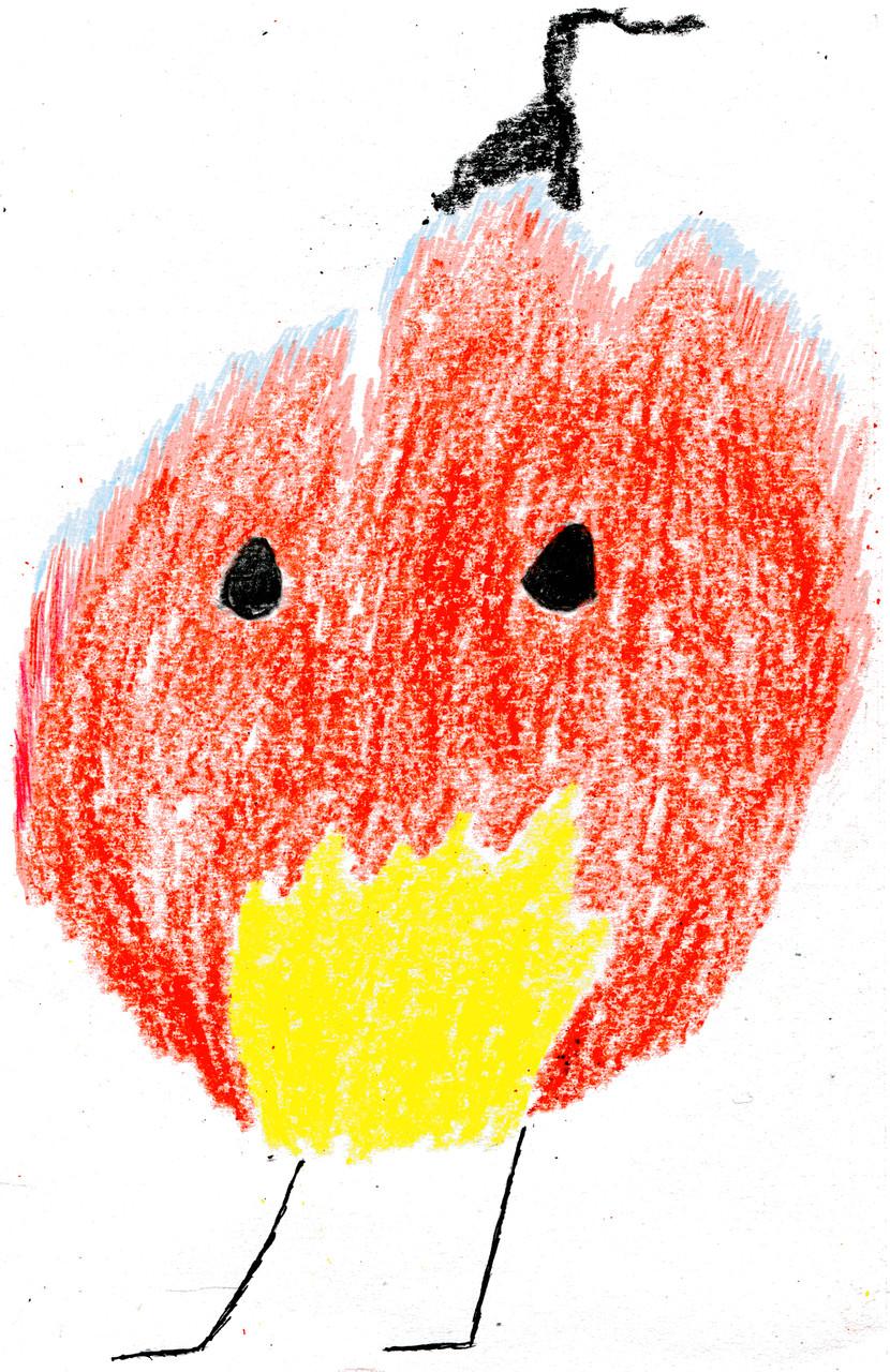 Ein Feuerteufel