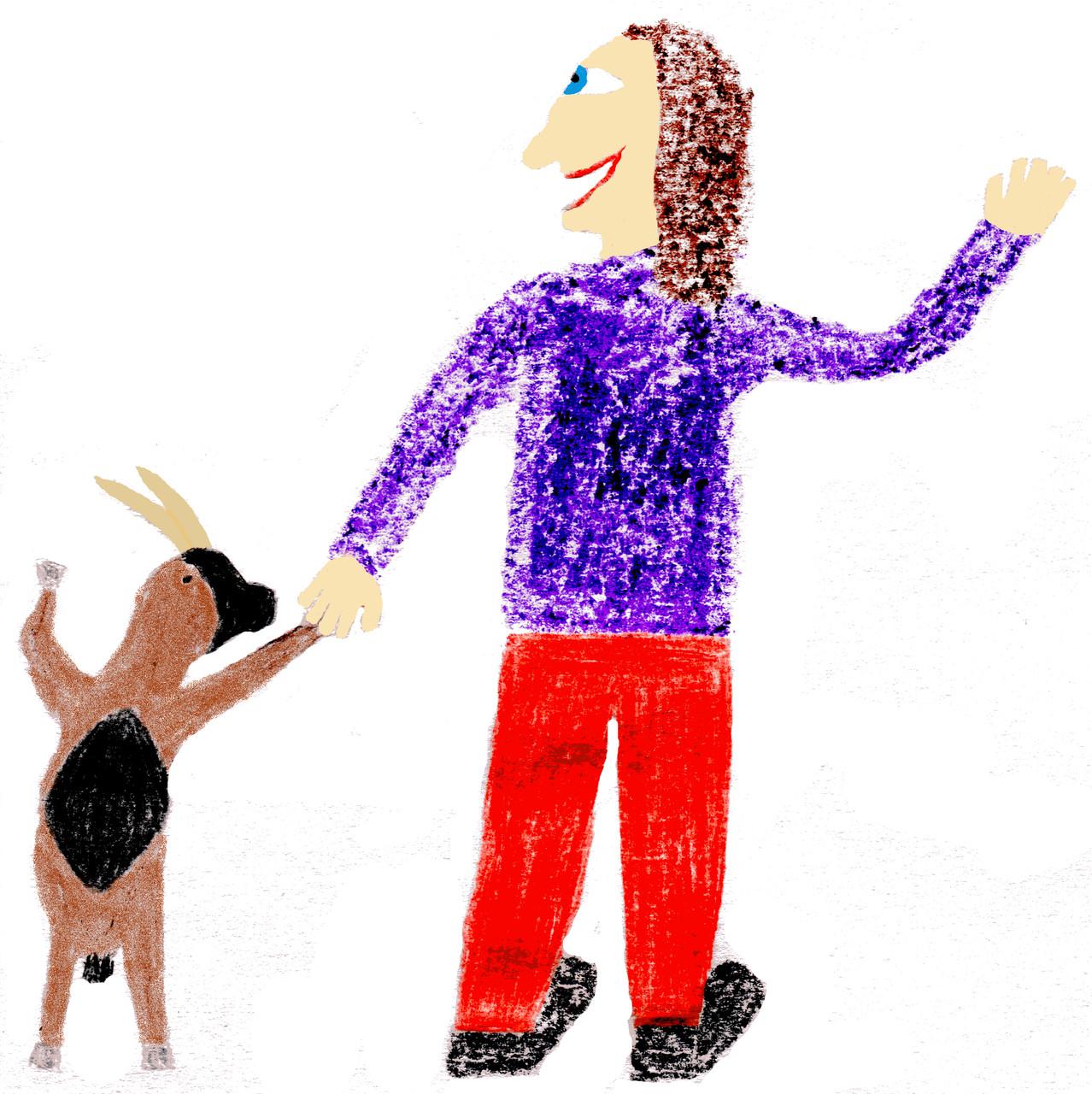 Dorothea träumt von der tanzenden Ziege
