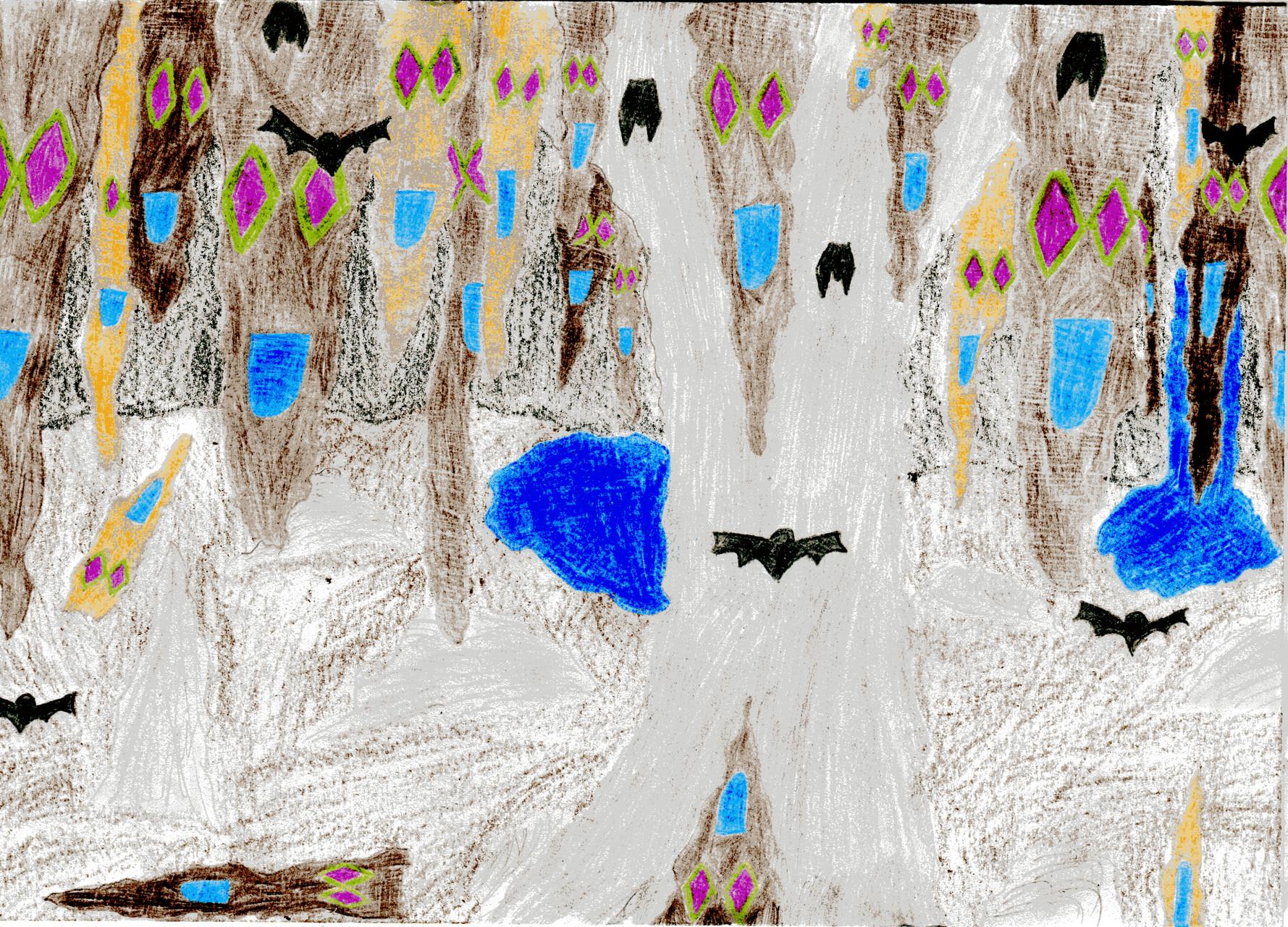 Eine Höhle voller Grottenmurmler