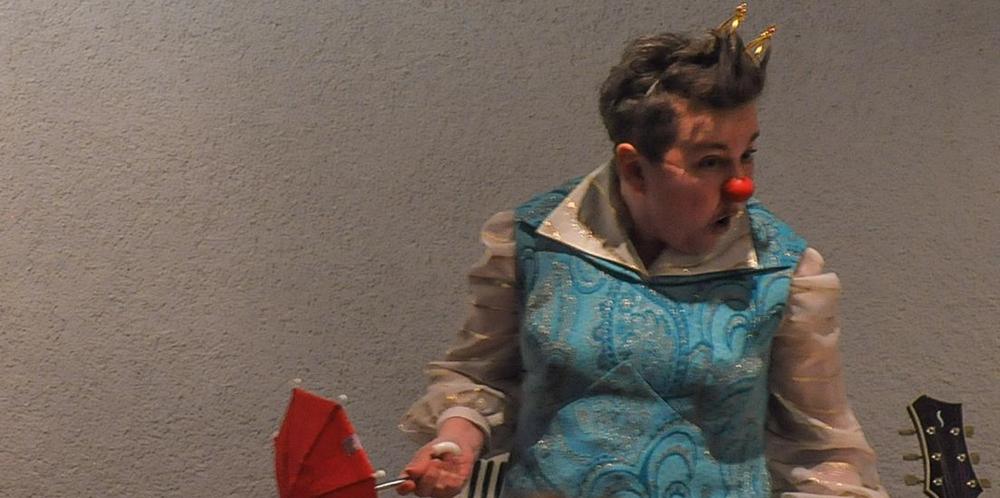 Sabine Falk - Clownin