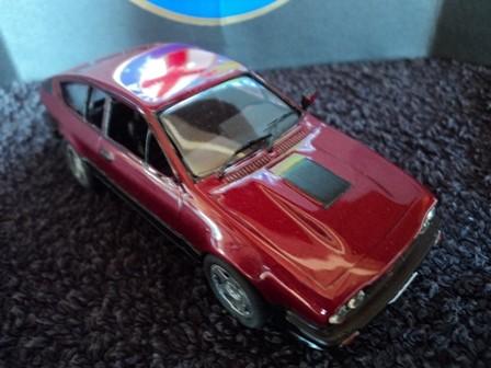 Schon mal einen GTV 3.0 in 1/43 gesehen?
