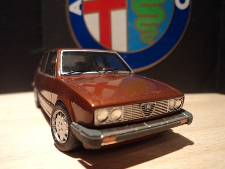 Alfa Alfetta 1982