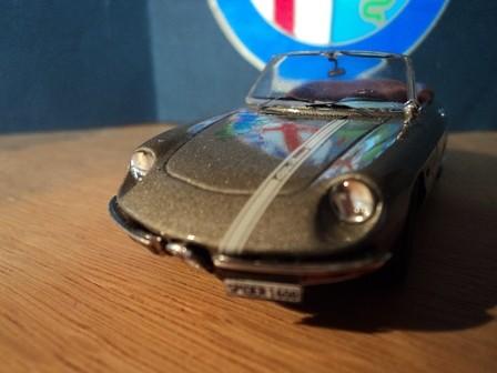 Alfa Romeo Duetto Spider 1600