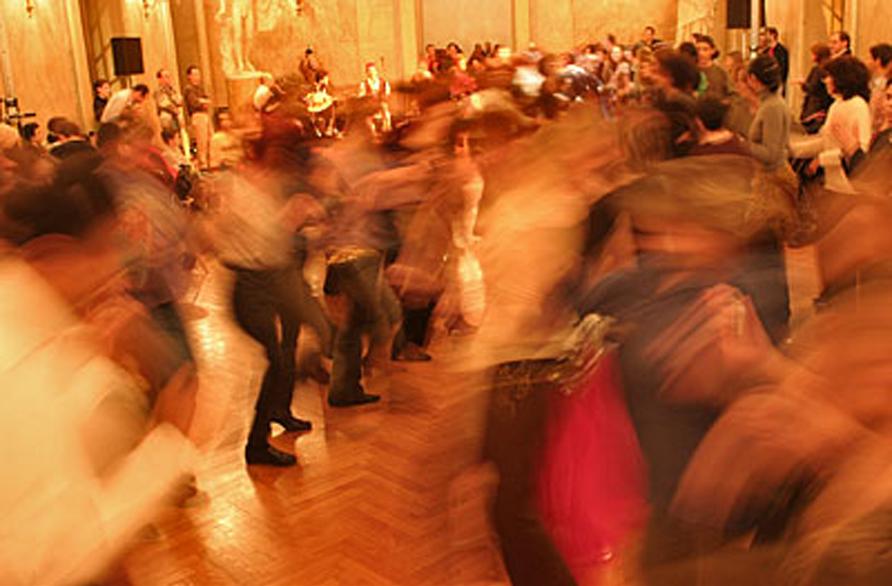 Bal danses trad.