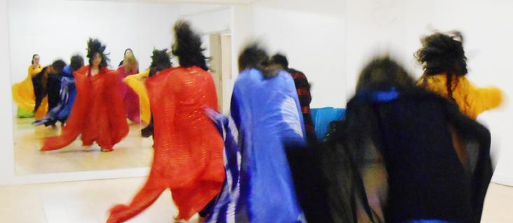 Traversées des danses soufies