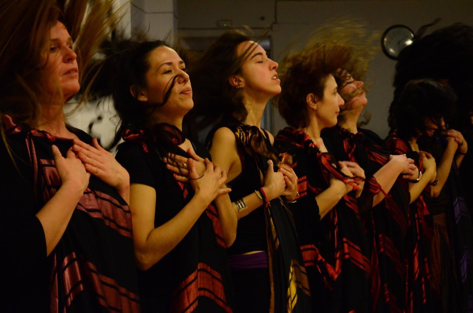 Recherche sur les danses traditionnelles