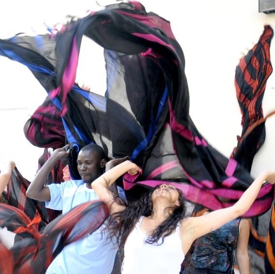 L'art du drapé