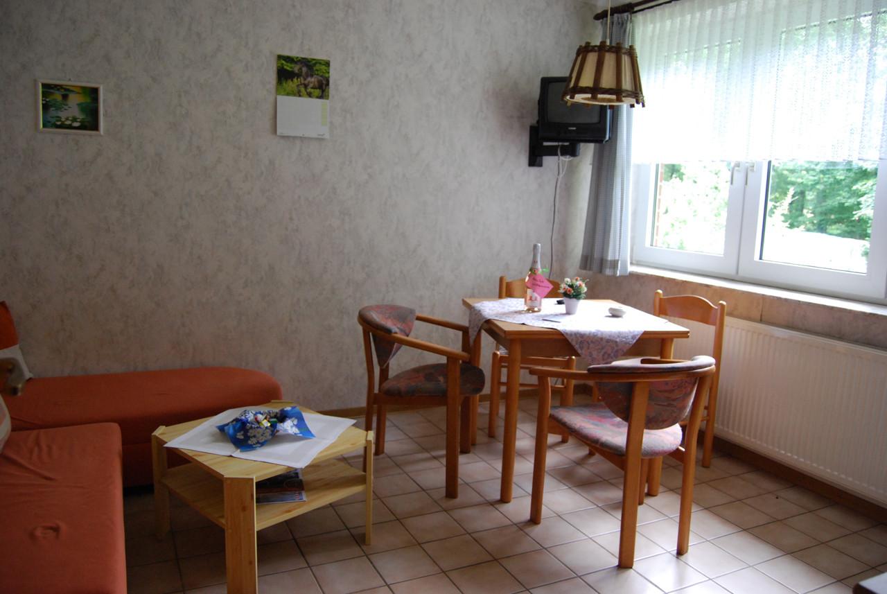 Buchenhof Ferienwohnung West