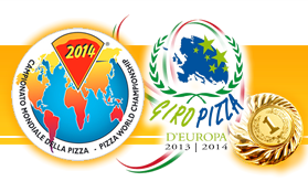 Pizza campione amburgo germania 2014 salute alle cave