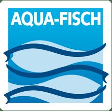 Logo AQUA-FISCH der Messe Friedrichshafen GmbH