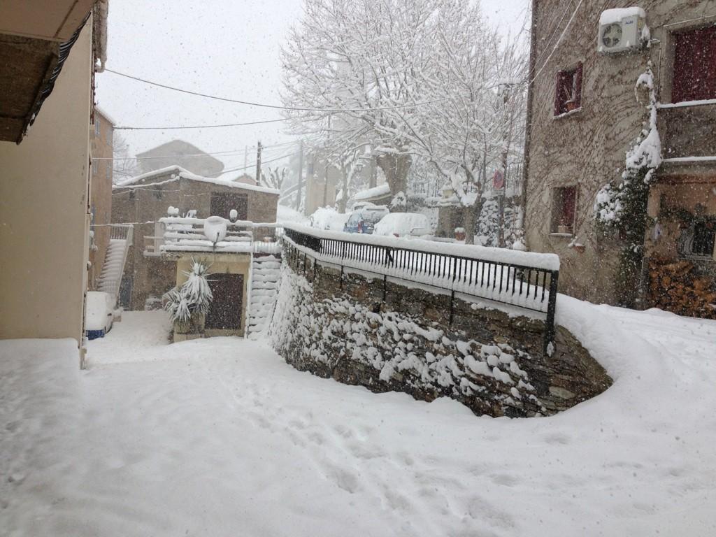 de neige