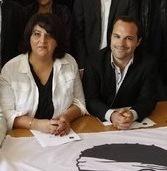 Luce Leca et Romain Colonna