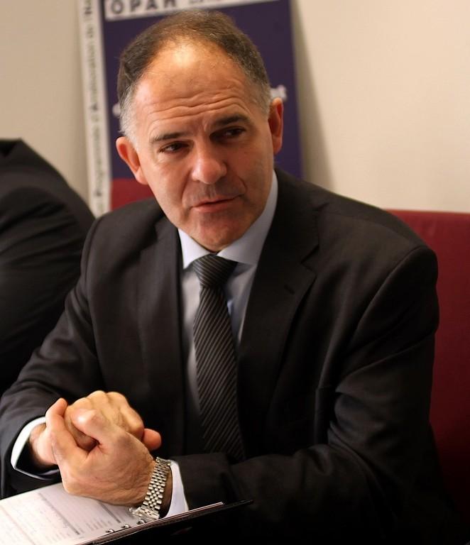 Louis Le Franc, préfet de Haute-Corse