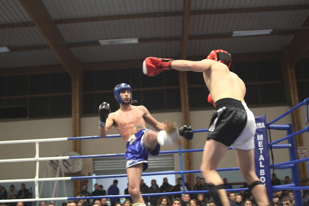 Encore une image du combat Bevia-Da Rocha