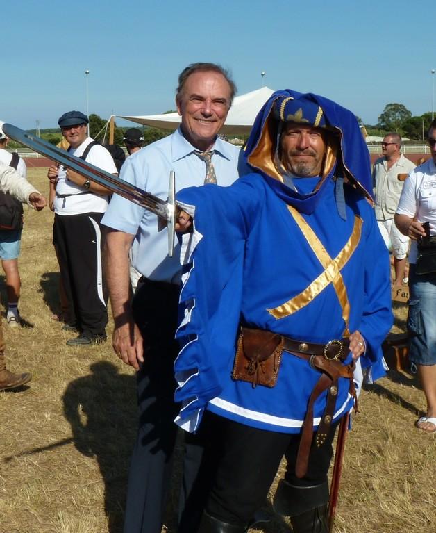 Vincentello d'Istria, protecteur de Biguglia et de son député-maire