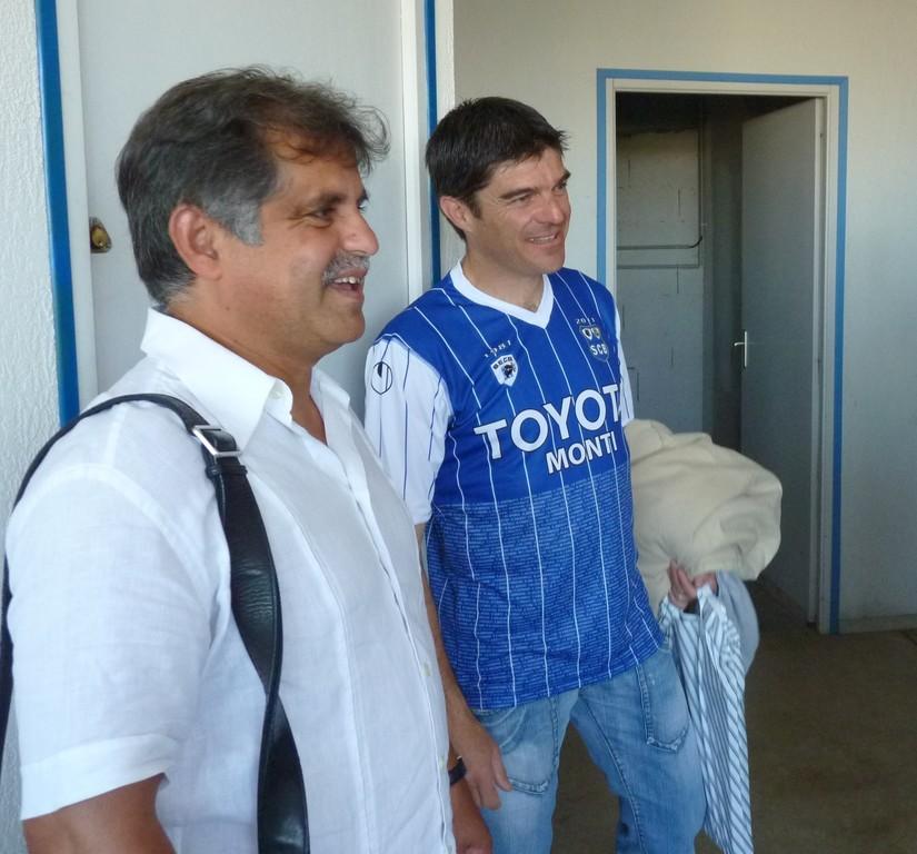 Pascal Mariini et Fiard