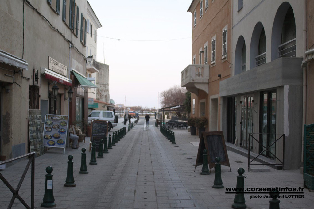 La rue Notre-Dame aujourd'hui