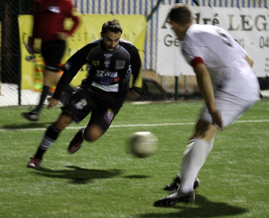 Duel gagnant pour Inzerillo face à Primorac