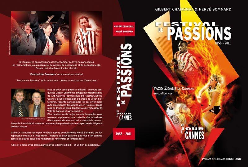 On peut se procurer l'ouvrage sur www.festivalpassions-cannes.fr