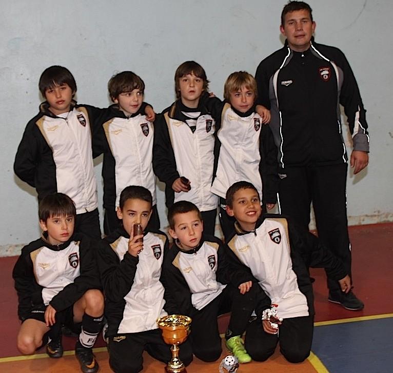 Le FC Calvi, troisième en Honneur