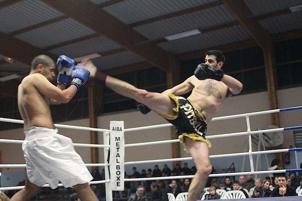 Le combat Grégoire-Troija