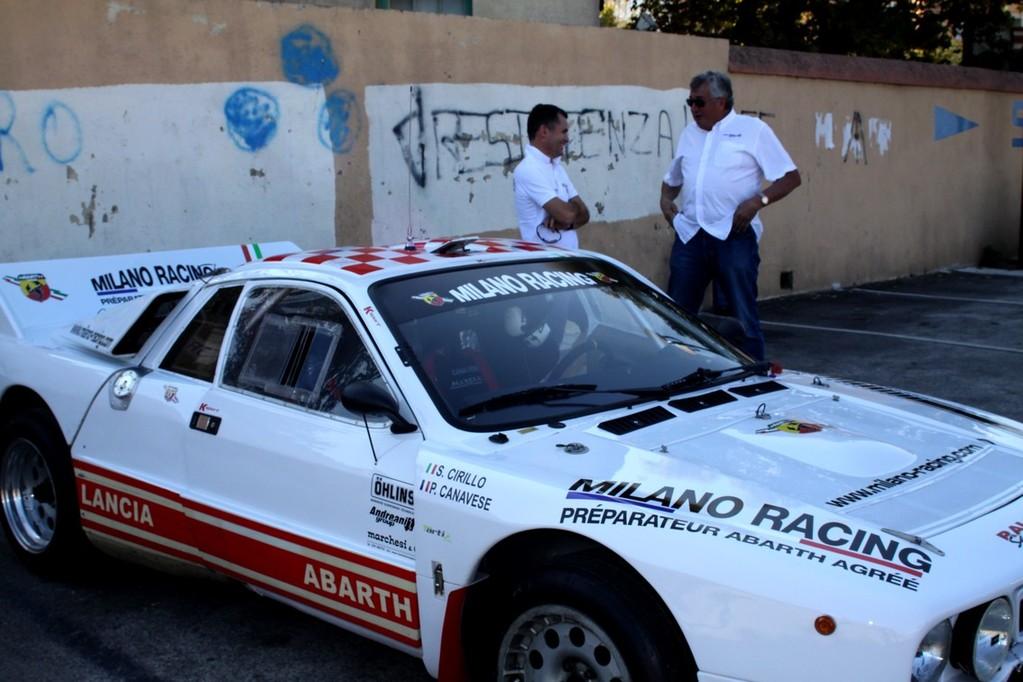 Que de souvenirs avec la Lancia Abarth