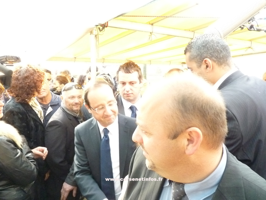Où François Hollande
