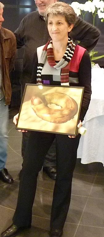 Le prix amateur a été décerné à Marie-Jeanne Ciosi