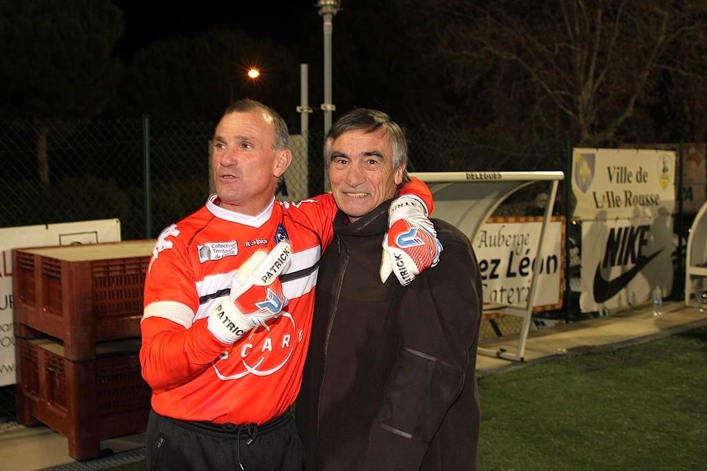 Dumé Murati avec Félix