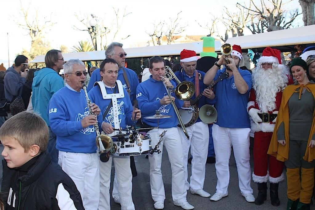 Le Big Band et le père Noël