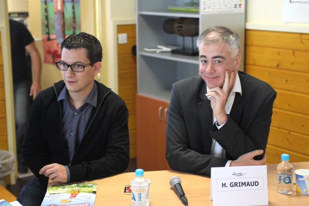 Mariotti et H. Grimaud