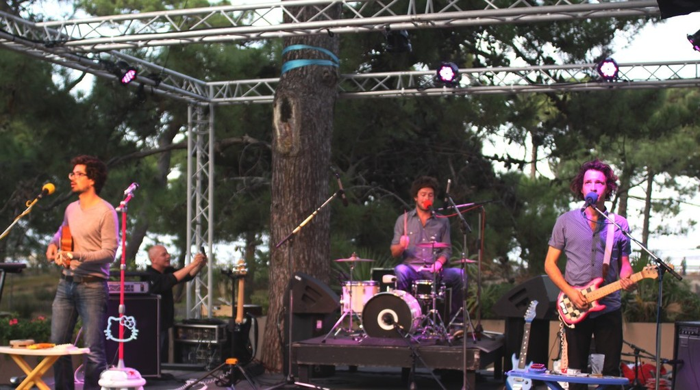 Apéro concert avec The Wackies