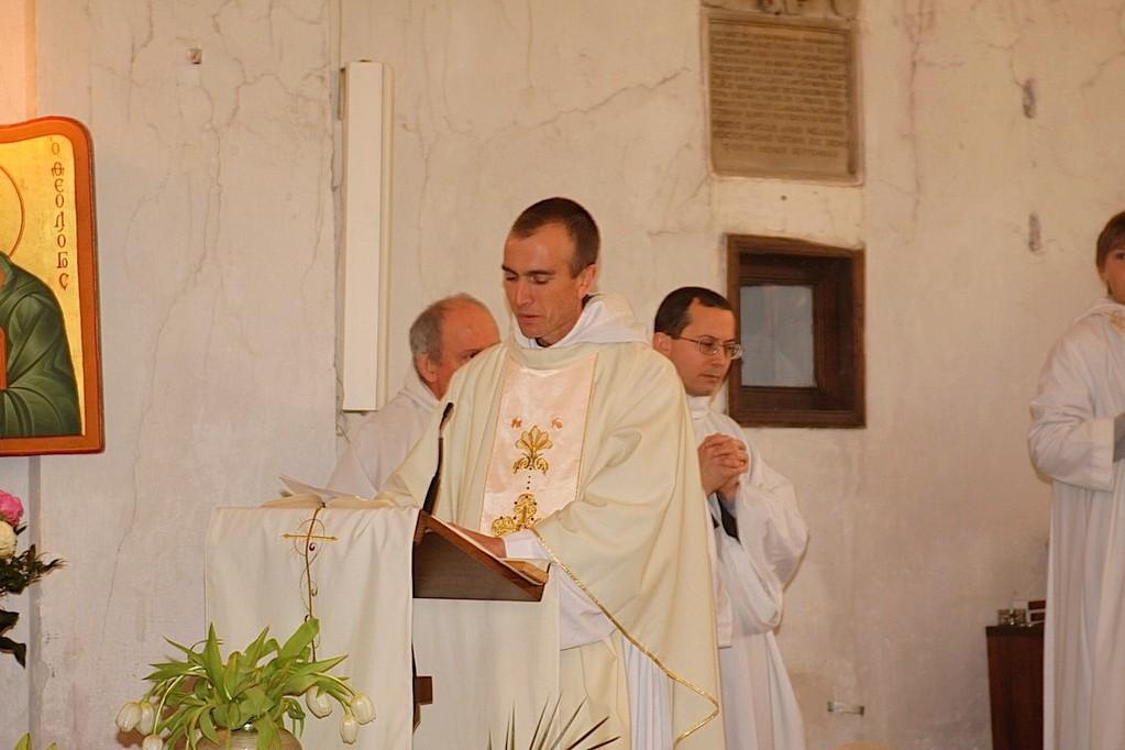 Le père John-Michael Paul
