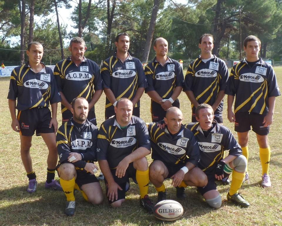 Le Club rugby amateur de Balagne