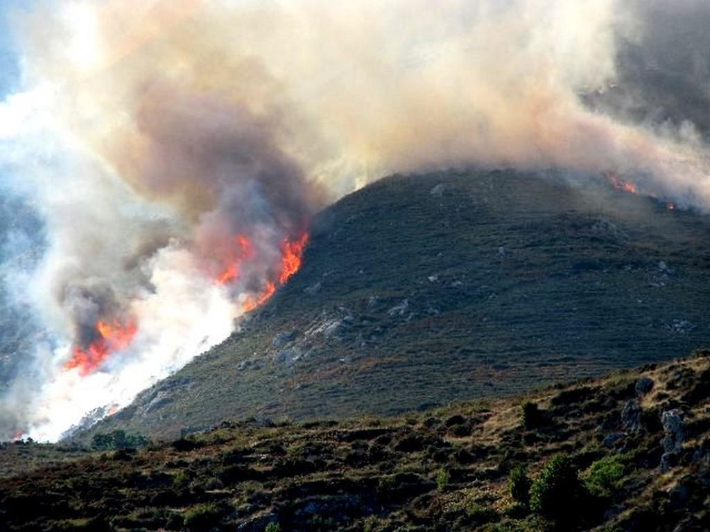 Il n'y a jamais eu autant d'incendies en cette période