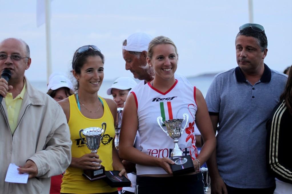 Adèle Sauget et Emmanuella Amiard, finalistes