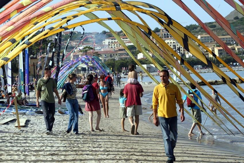 2010 : La magie de la plage