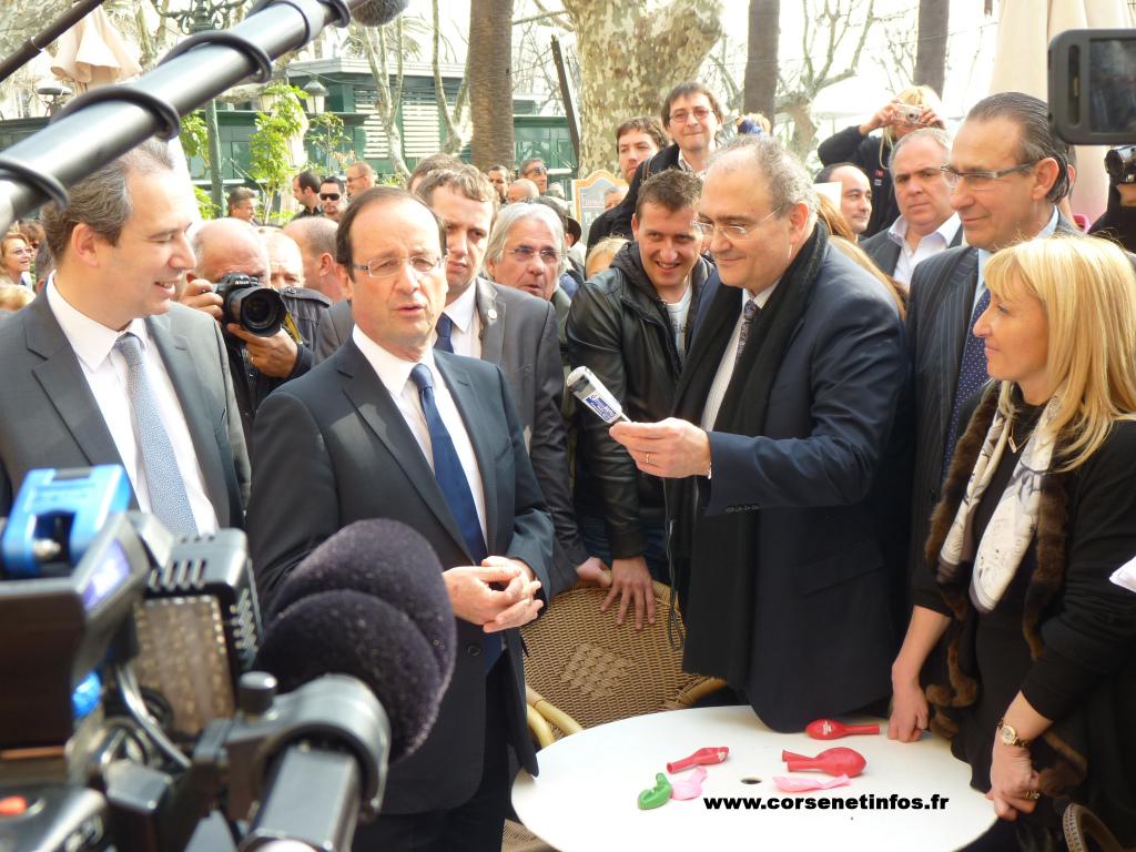 Paul Giacobbi reporter pour RCFM ?
