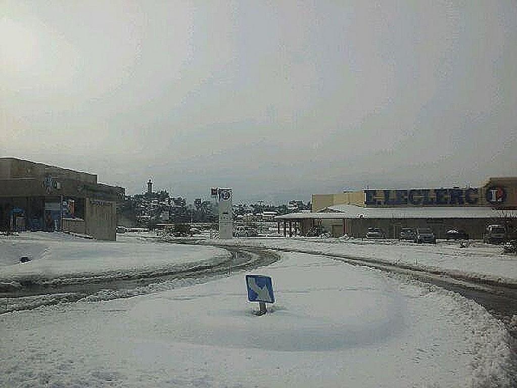 La neige à Alera